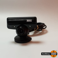 Playstation 3 Camera Zwart met draad | Nette staat