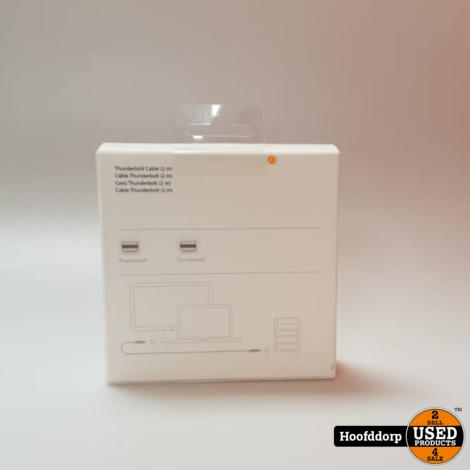 Thunderbolt Cable 2 meter kabel | Nieuw in doos