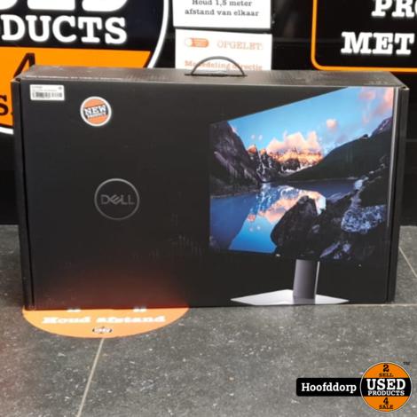 DELL U2719DC - Wide QHD Monitor 27'' Nieuw