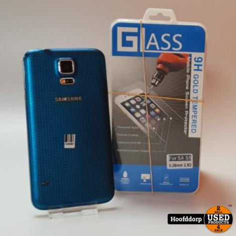 Samsung Galaxy S5 16GB Electric Blue
