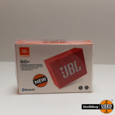 JBL Go+ Rood Bluetooth Speaker | Nieuw in Seal