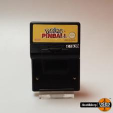 Gameboy Losse casette : Pokemon Pinball