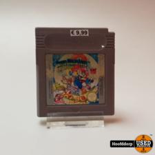 Gameboy Losse casette : Super Mario lands 2 6 golden coins