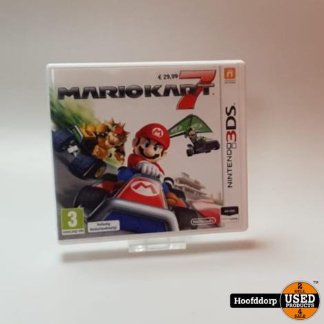 Nintendo 3DS Game: Mario Kart 7