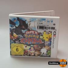 Nintendo 3DS Game : Super Pokemon Rumble