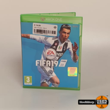 Xbox One Game : Fifa 19