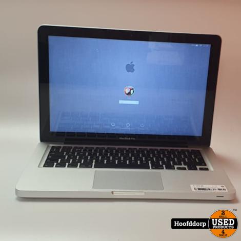 MacBook Pro (13-inch, eind 2011)