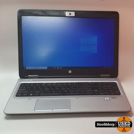 HP Probook 650 G2 i5 8GB RAM 512GB SSD | Redelijke staat
