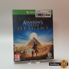 Xbox One Game: Assassin's Creed Origins Deluxe Edition