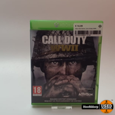 Xbox One Game: Call of Duty WW2