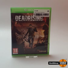 Xbox One Game: Deadrising 4