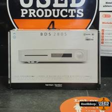 Harman Kardon BDS 280S White Reveiver/Versterker Nieuw in doos