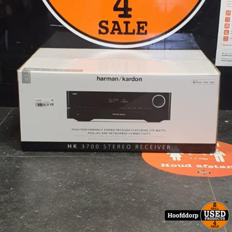 Harman Kardon HK 3700 Versterker nieuw in doos