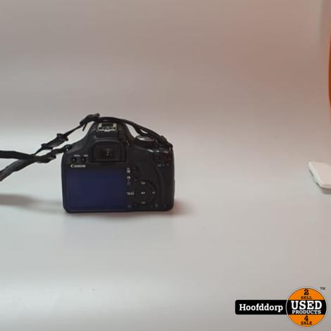 Canon Eos 500D 18-55mm Kit in doos