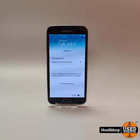 Samsung Galaxy S5 Black redelijke staat