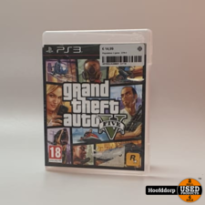 Playstation 3 game : GTA 5