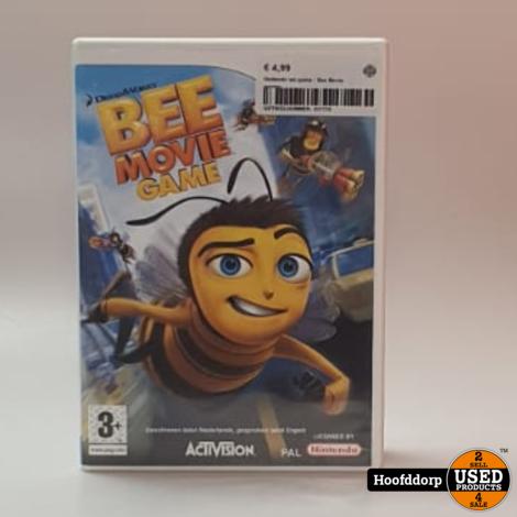 Nintendo wii game : Bee Movie games
