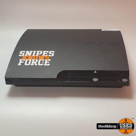 Playstation 3 Slim 250GB met controller