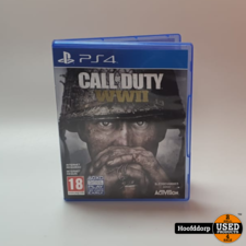 Playstation 4 game : Call of Duty WW2