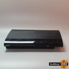 Playstation 3 Ultra Slim 500GB Zwart