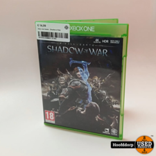 Xbox one Game : Shadow of War