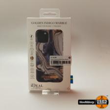 Ideal of Sweden Golden Indigo Marble voor iphone 11 Pro