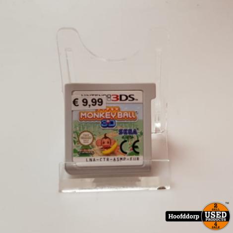 Losse Casette : Super Monkeyball 3D