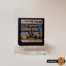 Nintendo DS Game: New Super Mario Bros (Losse Casette)