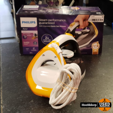 Philips Azur GC4537/80 | Nieuwstaat