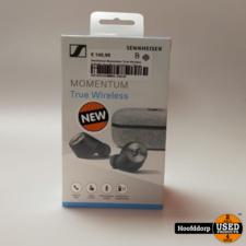 Sennheiser Momentum True Wireless Volledig Draadloze Oordopjes | Nieuw in Seal