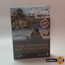 Dinotopia 1 - Temptation / Outsiders DVD box | Nieuw in Seal