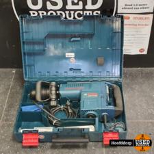 Bosch Breekhamer 1500W SDS-Max ( 17 joule gewicht 11.2kg ) | Nieuw in Koffer