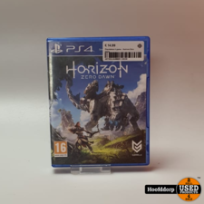 Playstation 4 game : Horizon Zero Dawn