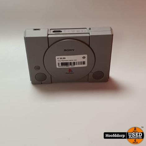 Sony Playstation Classic mini