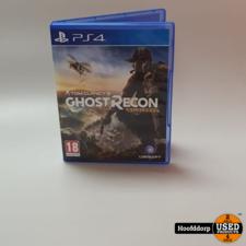 Playstation 4 game : Ghost Recon Wildlands