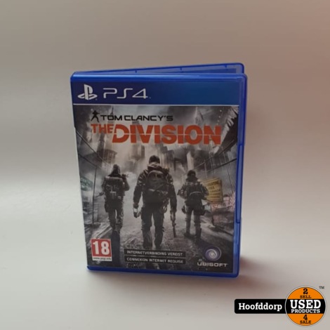 Playstation 4 game : The Division