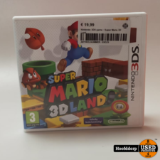 Nintendo Nintendo 3DS game : Super Mario 3D Land