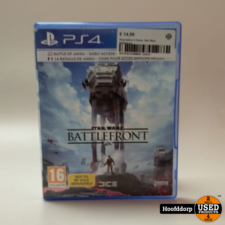Sony Playstation 4 Game: Star Wars Battlefront