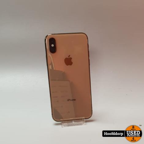 iPhone XS 64GB Gold | Gebruikte staat