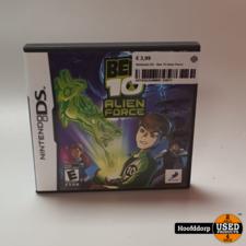 Nintendo DS : Ben 10 Alien Force
