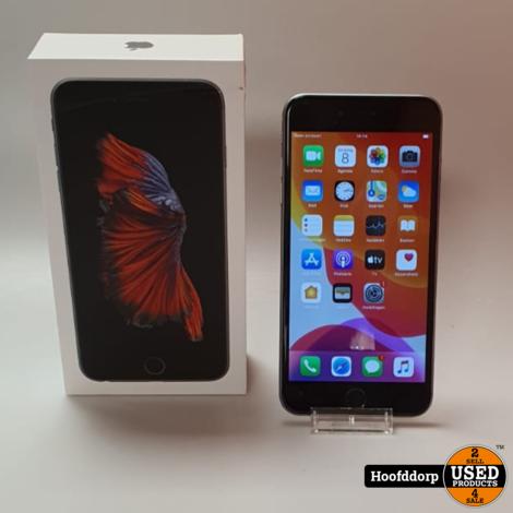 iPhone 6s plus 16GB in doos