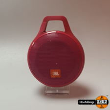 JBL Clip+ Red Nette staat
