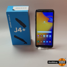Samsung Galaxy J4+ Black 32GB Dualsim