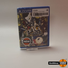 PSVita Game : Persona 4 Golden Nieuw in seal