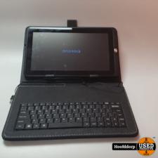 Qware Kids tablet met hoes en keyboard