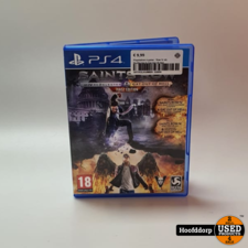 Playstation 4 game : Row IV (4): Re-Elected & Gat Out Of Hell