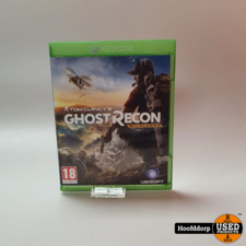 Xbox one : Ghost Recon Wildlands