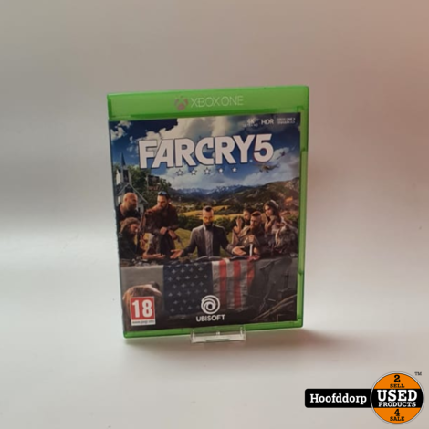 Xbox one : Farcry 5