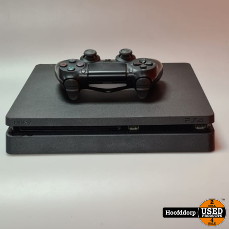 Playstation 4 slim 1TB + 1 Controller