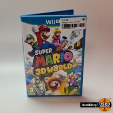 Nintendo Wii u Game : Super mario 3D World